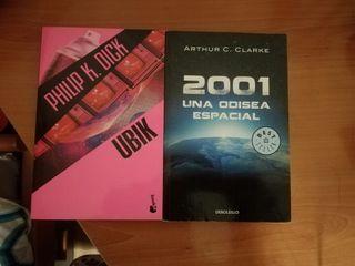 Pack ciencia ficción