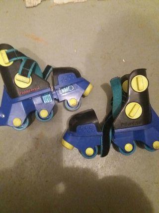 patines de iniciación