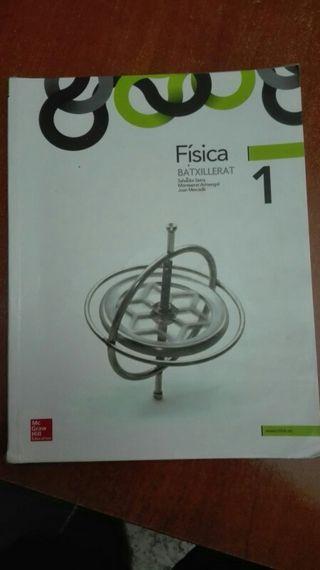 Libro de Fisica 1ero de bachillerato