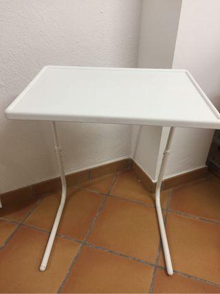 Mesa auxiliar para ordenador de segunda mano en valencia en wallapop - Mesas ordenador segunda mano ...