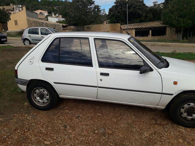 Peugeot 205 gasolina