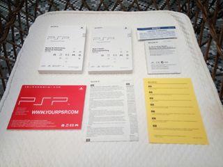Manuales PSP-1004!!!