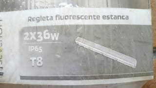 REGLETA FLURESCENTES