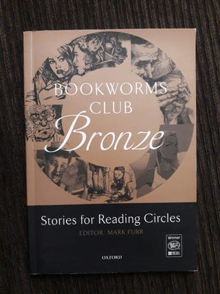 Bookworms club Bronze