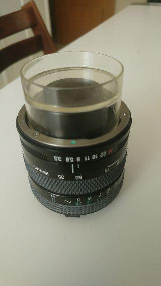objetivo tamron adaptall 28-70mm