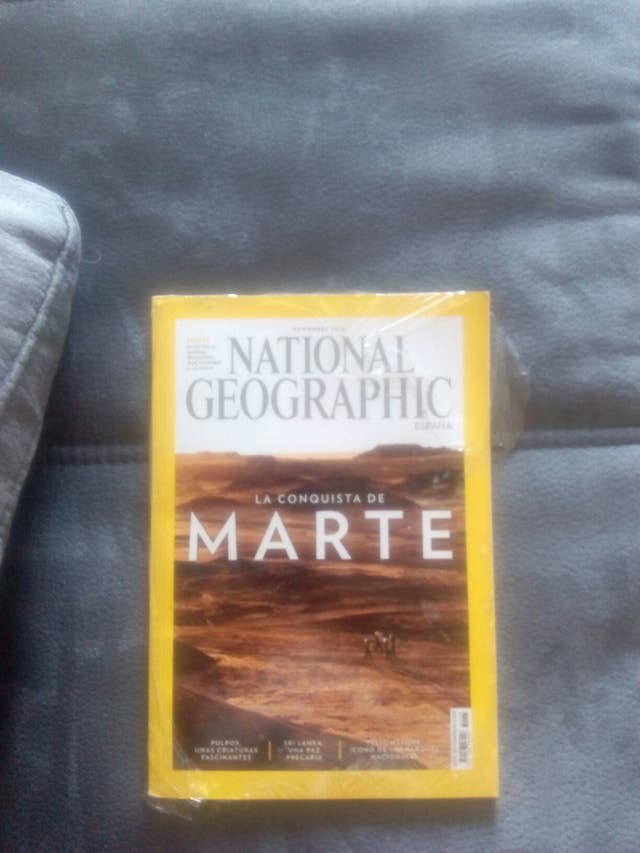 libro national geographic