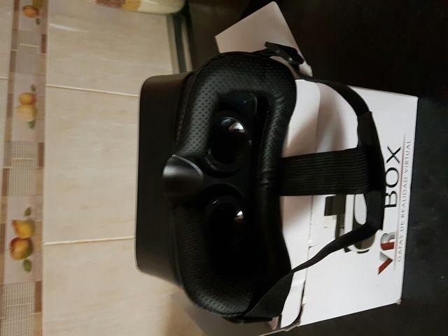 gafas virtuales voevas aestrenar