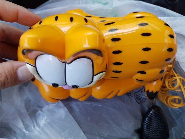 Teléfono colección Garfield