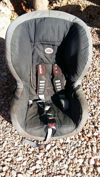 silla coche niños ROMER 9 a 18kg.ISOFIX