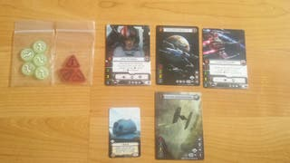 Material Promo Star Wars X Wing