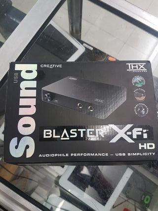 creative blaster x-fit hd
