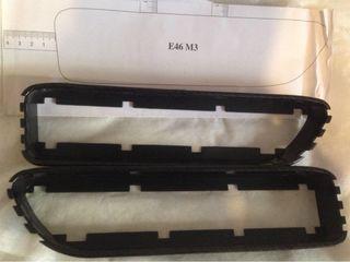 Branquias Bmw M3 e46 Carbono