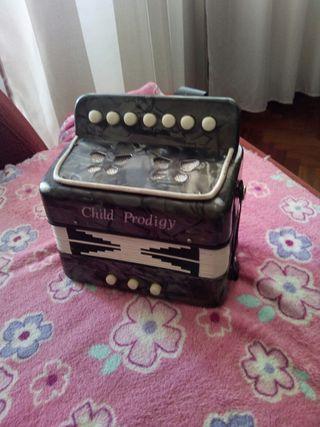acordeon infantil