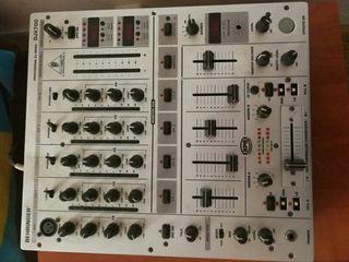 mesa mezcladora