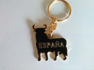 Llavero España Torico