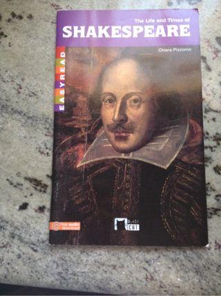Libro de Shakespeare