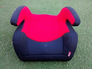 Alzador-silla niño/niña para coche