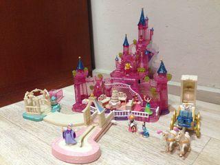Castillo juguete princesa
