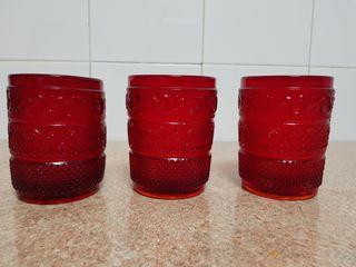 Vasos Rojos De Segunda Mano En Madrid En Wallapop