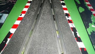gran chicane Scalextric