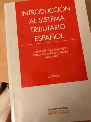 Tributario Español