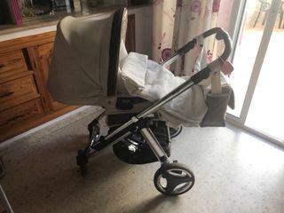Carro bebé y Minicuna