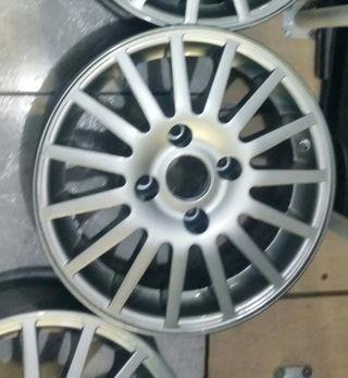 llantas de coche reparación