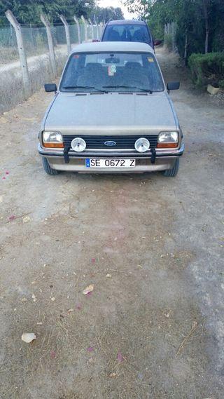 Ford Fiesta 1982
