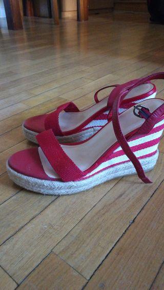sandalias pedro del hierro