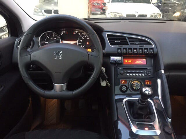 Peugeot 3008 2.0 HDI 150cv Sport Pack