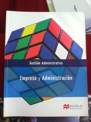 libro gestión administrativa