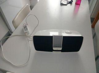 altavoces Ipod