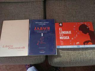 libros conservatorio 4EE