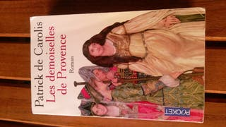 "Patrick de Carolis ""Les demoiselles de Provence"""