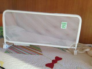 Barrera proteccion cama