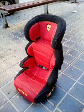 Elevador coche Ferrari