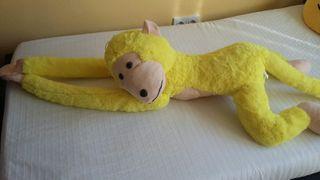 peluche mono grande
