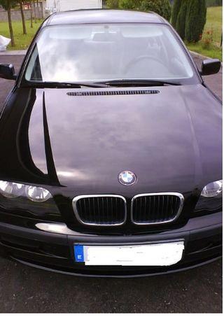 BMW Serie 3 año 2000 e46 318i gasolina, muy cuidad