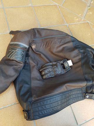 Dainese blackjack chaqueta moto