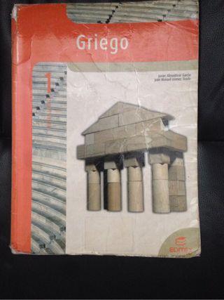 Libro Griego Bachillerato