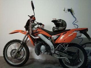 Moto Motor Hispania RYZ