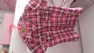 Camisa bebé 2 años