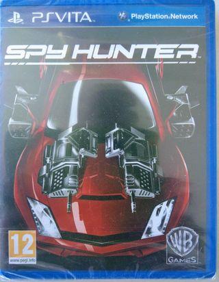 Juego Psvita Spy Hunter Nuevo!!!