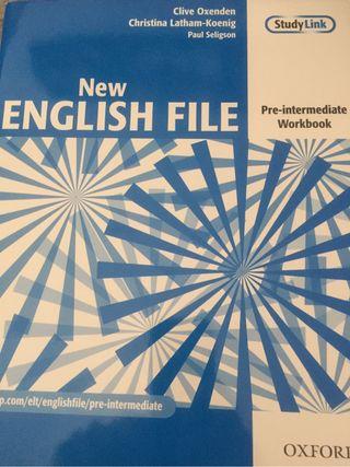 Libro de inglés.Edit.:Oxford