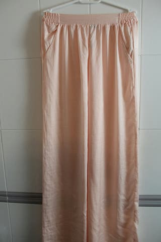 pantalon palazzo