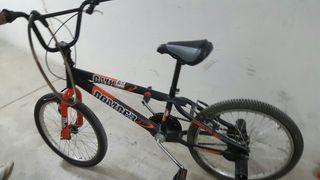 "BMX TEAM BOMBER 20"""