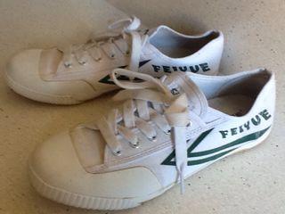 Zapatillas chico n 42