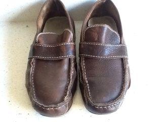 Zapatos piel chico n 41