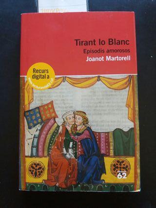"""Libro""""Tirant lo Blanc"""""""