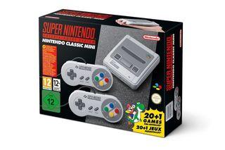 SNES mini Nintendo